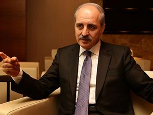 Türkiye D-8 'e Numan Kurtulmuş'u atadı
