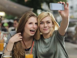 'Selfie' ruhsal bozuklukmuş