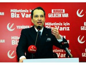 Yeniden Refah Partisi Genel Başkanı Erbakan'dan 'üçüncü ittifak' sinyali
