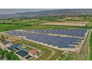 Denizli'de 2020 yılında güneş tarlalarından rekor elektrik enerjisi