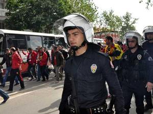 Konya kupa finali öncesi karıştı