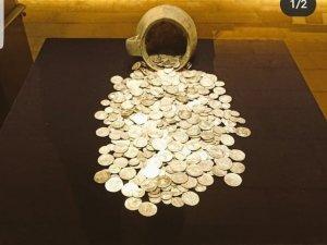 Aizonai Antik Kent'teki kazılarda ''651 adet sikke kolleksiyonu'' bulundu