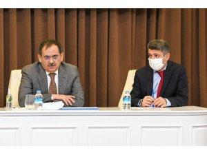 """Başkan Demir: """"Tarımda bulunduğumuz yeri yükseltmeliyiz"""""""