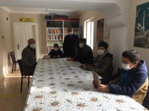 Tunceli'de bin 650 rakımlı köye EBA Destek Merkezi kuruldu