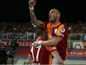 Galatasaray Türkiye Kupası'nı kazandı