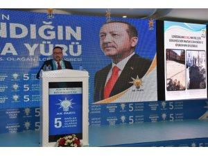 """Beyoğlu: """"Bağlar'da değişimin sesi olduk"""""""