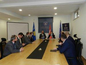 Kosova'da Türk Ticaret Odası ile işbirliği anlaşması