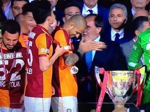 Türkiye Kupası'na damga vuran olay
