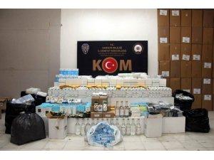 Samsun'da kaçakçılık operasyonu: 7 gözaltı
