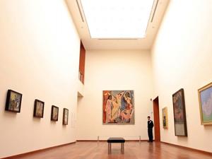 Picasso'nun 'Kurarma' tablosu 31,5 milyon dolara satıldı