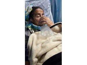 Küçük bir şüphe anne ve 2 engelli çocuğunu ölümden döndürdü