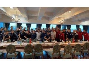 Pablo Martin Batalla, Bursaspor'u ziyaret etti