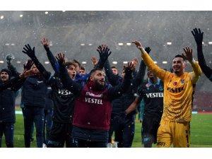 Trabzonspor ikinci kez TFF Süper Kupa'yı kazandı