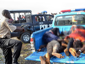 Boko Haram katliam yaptı!