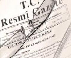 Meclis soruşturması kararı Resmi Gazete'de yayımlandı