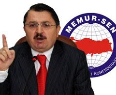 Memur-Sen'in hatası 3 milyon memuru yakacak