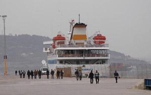 Mavi Marmara gemisine yeni görev