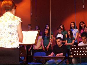 Diyarbakır'da 7 dilde konser