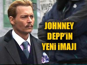 Johnny Depp'in yeni imajı