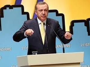 Afyon'da Erdoğan için açılan pankart şaşırttı