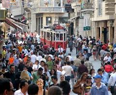 İstiklal Caddesi yenilenecek!