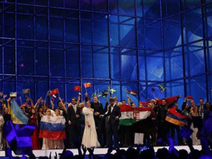 Eurovision'da ikinci yarı finali yapıldı