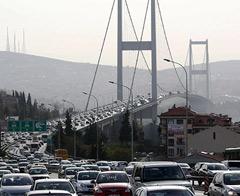 İstanbul trafiği öğrencilerin tez konusu olacak!