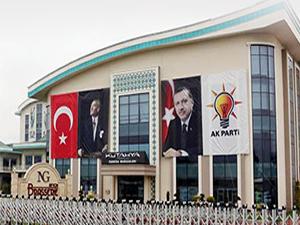 AKP kampa girdi; gündem Köşk seçimleri