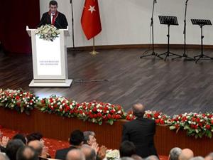 Başbakan ile Feyzioğlu'nun diyalogu