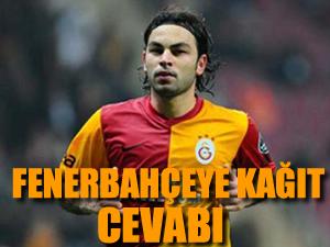 Selçuk'tan  Fenerbahçe'ye cevap!