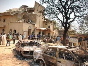 Nijerya'da Müslüman-Hristiyan çatışması