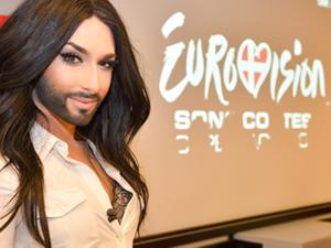 Eurovision Şarkı Yarışması'nı Conchita Wurst kazandı