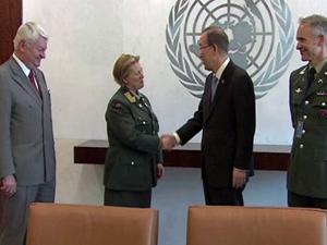 Birleşmiş Milletler tarihinde bir ilk gerçekleşti