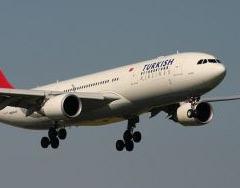 Türk Hava Yolları'nda şoke eden ölüm
