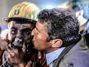 Manisa'da yaşanan maden faciası dünya basınında