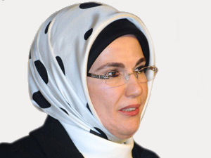 Emine Erdoğan'dan köşk bombası