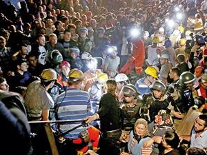 Soma Holding İstanbul kapandı
