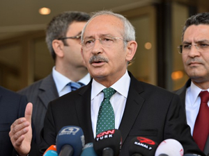 Kemal Kılıçdaroğlu'ndan maden faciasıyla ilgili açıklama