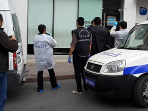 Fatih'te silahlı banka soygunu