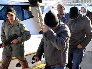 Edirne'de 55 kaçak yakalandı