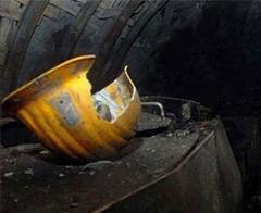 Hayatını kaybeden madenciler için saygı duruşu