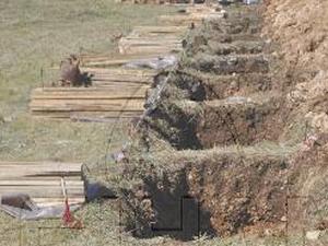 Madenci  işçiler için şehitlik oluşturuldu