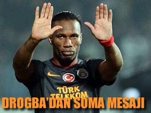 Drogba Soma'da vefat edenleri unutmadı