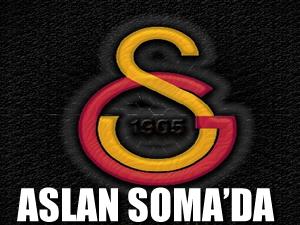 Galatasaray yönetimi Soma'da