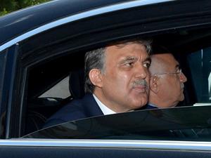 Cumhurbaşkanı Gül Soma'da