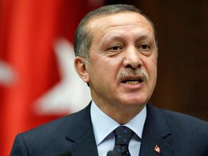 Başbakan Erdoğan kimi yumrukladı?