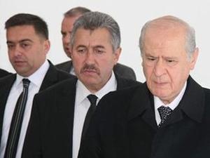 Devlet Bahçeli Soma'da açıklama yaptı