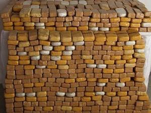 Şanlıurfa'da 1,5 ton esrar ele geçirildi