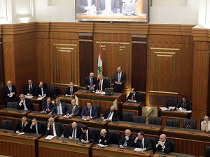 Lübnan cumhurbaşkanını seçemedi