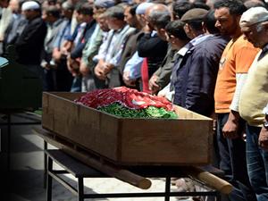 Maden işçisinin cenazesi yanlış yere defnedildi!